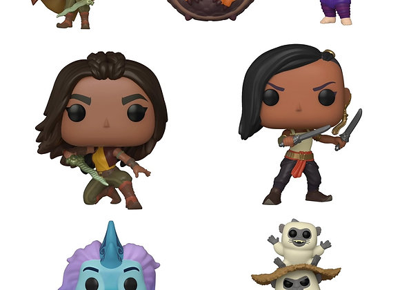 Pop! Disney: Raya and The Last Dragon