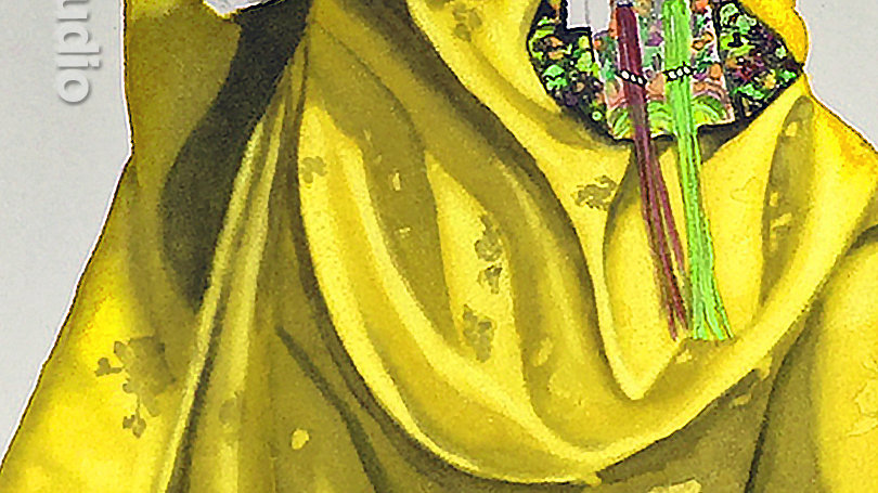 Yellow Hanbok