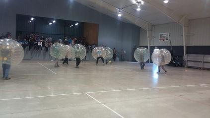 Bumpball bubble soccer colleges