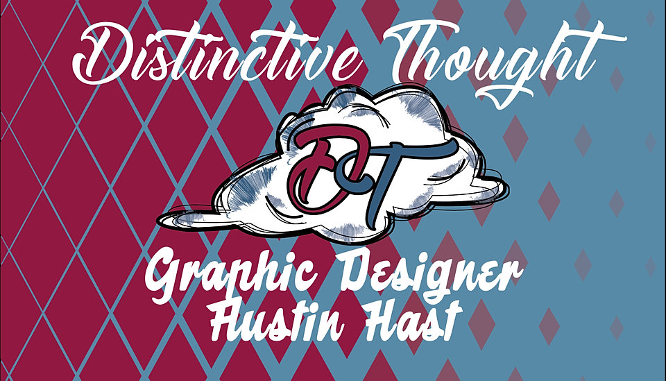 Omaha, NE | Distinctivethought | Graphic Design | Business Cards