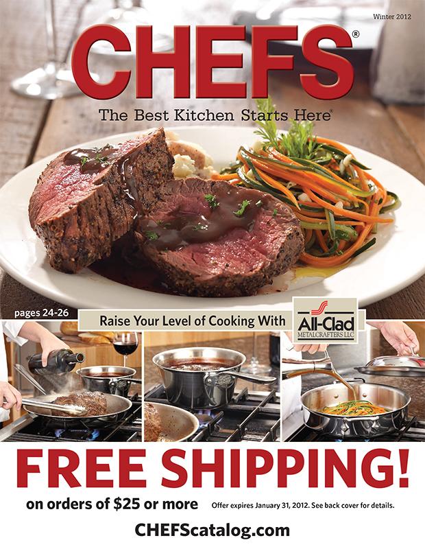 Chefs Steak Cover