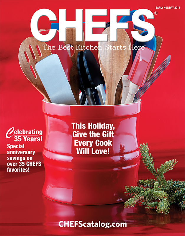 Chefs Crock Cover