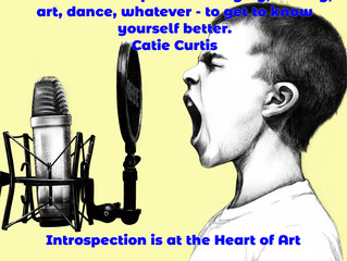 Introspection is at the Heart of Art