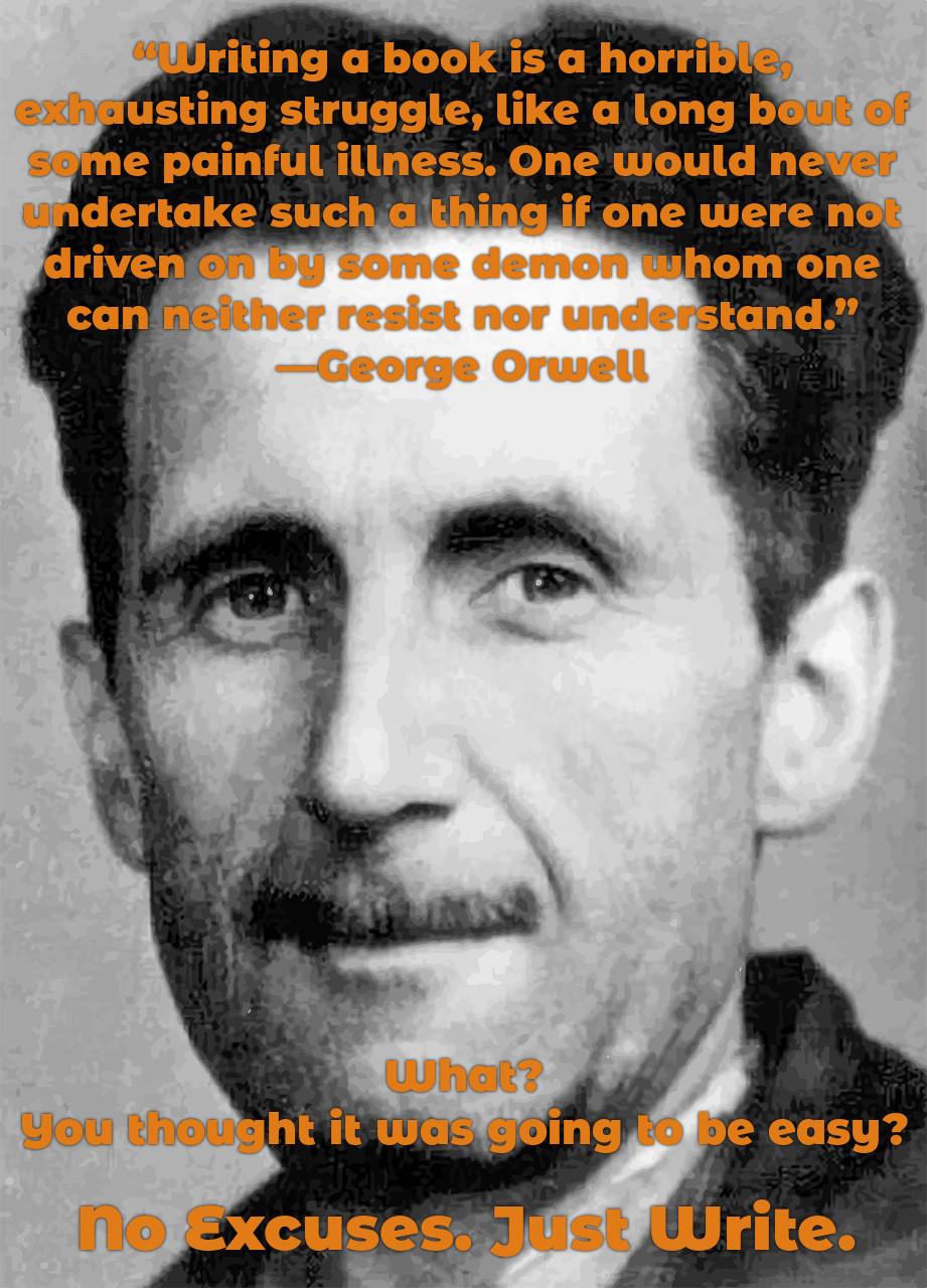George Orwell Image
