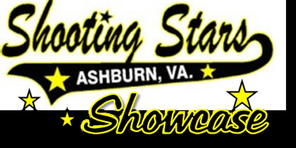 Shooting Stars Showcase Team Event - Fall 2020