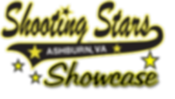 Shooting Stars Showcase Logo transparent