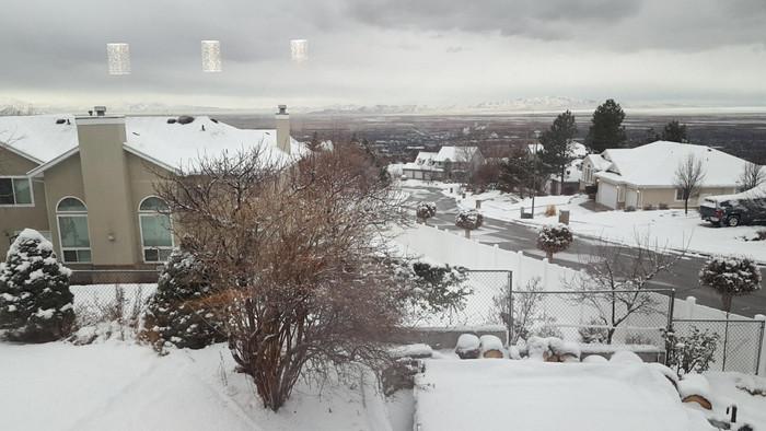 Karácsony Utahban