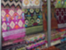 Endek and Songket weaving