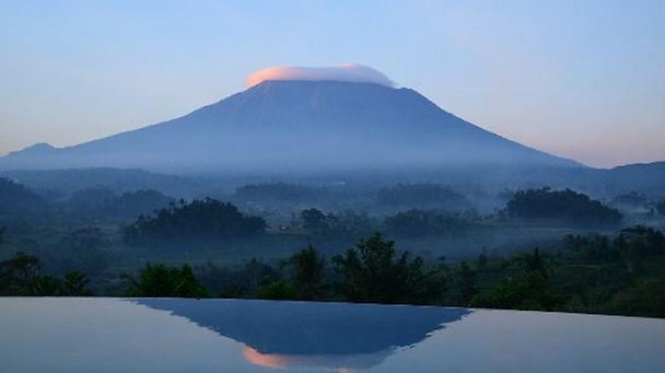 The best view in Bali