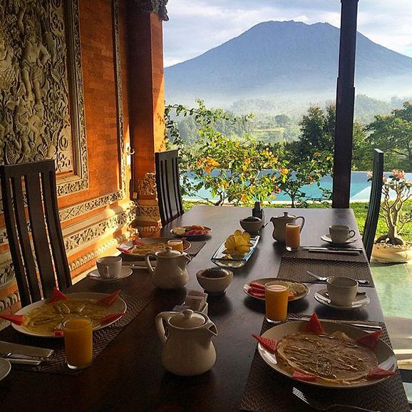Sidemen Bali accomodation