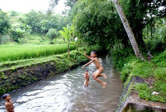 The rea Bali, in Sidemen