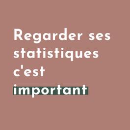 Comment voir mes statistiques Instagram?