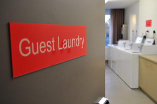 Guest Laundry available