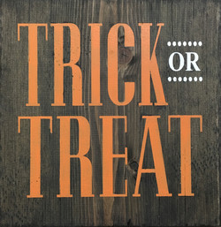 #108 Trick or Treat