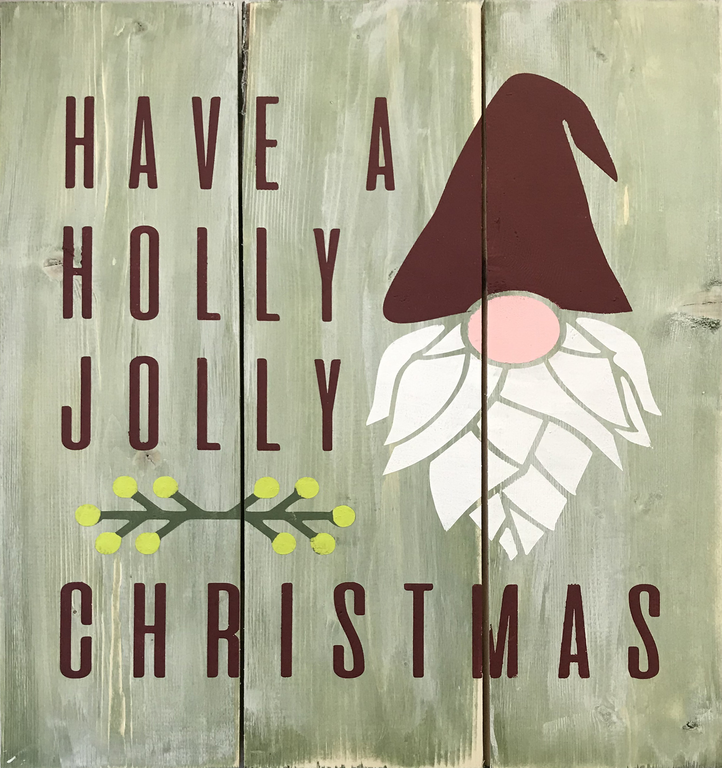 #117 Have a Holly Jolly Christmas
