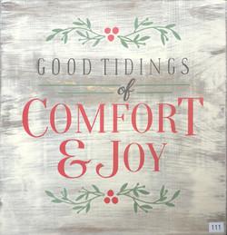 #111 Tidings of Comfort & Joy