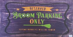 #116 Broom Parking