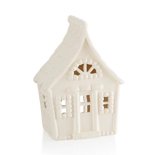 Gingerbread House Lantern