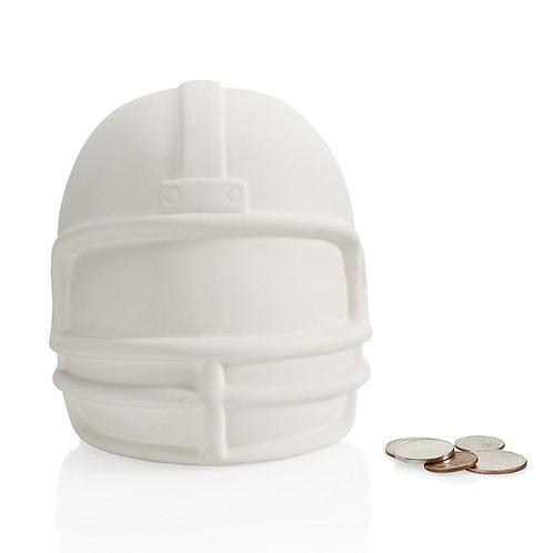 Football Helmet Bank