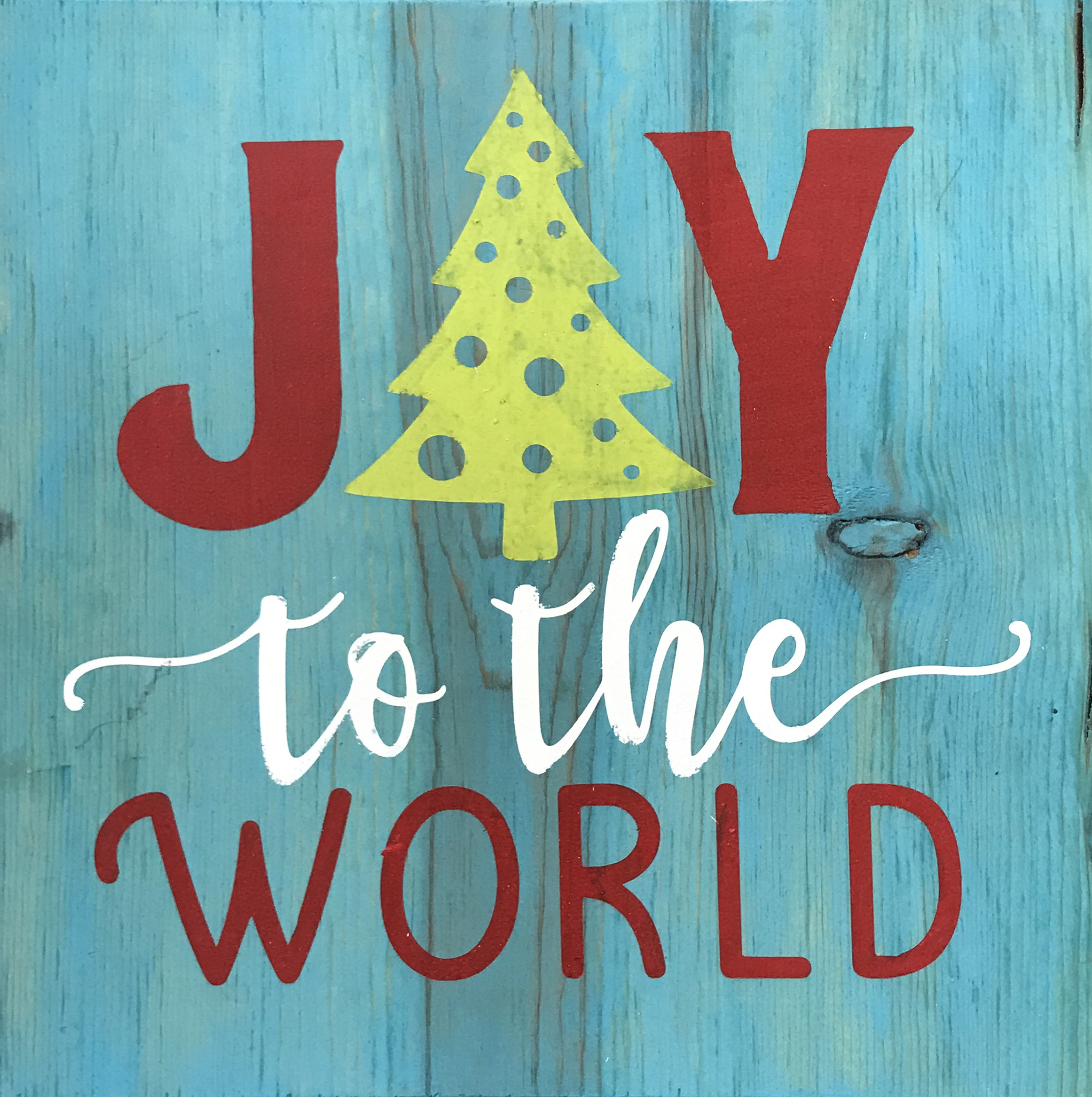 #134 Joy to the World