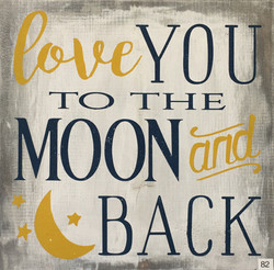 #82 Love You to the Moon