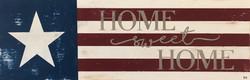 #84 Home Sweet Home Flag