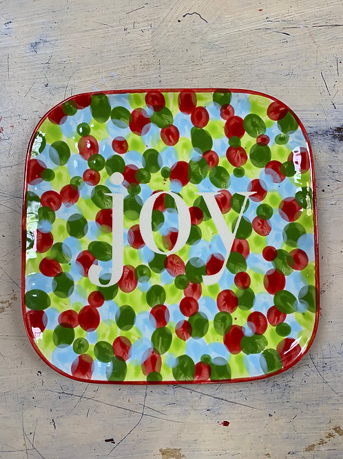 Joy with  Prints Plates