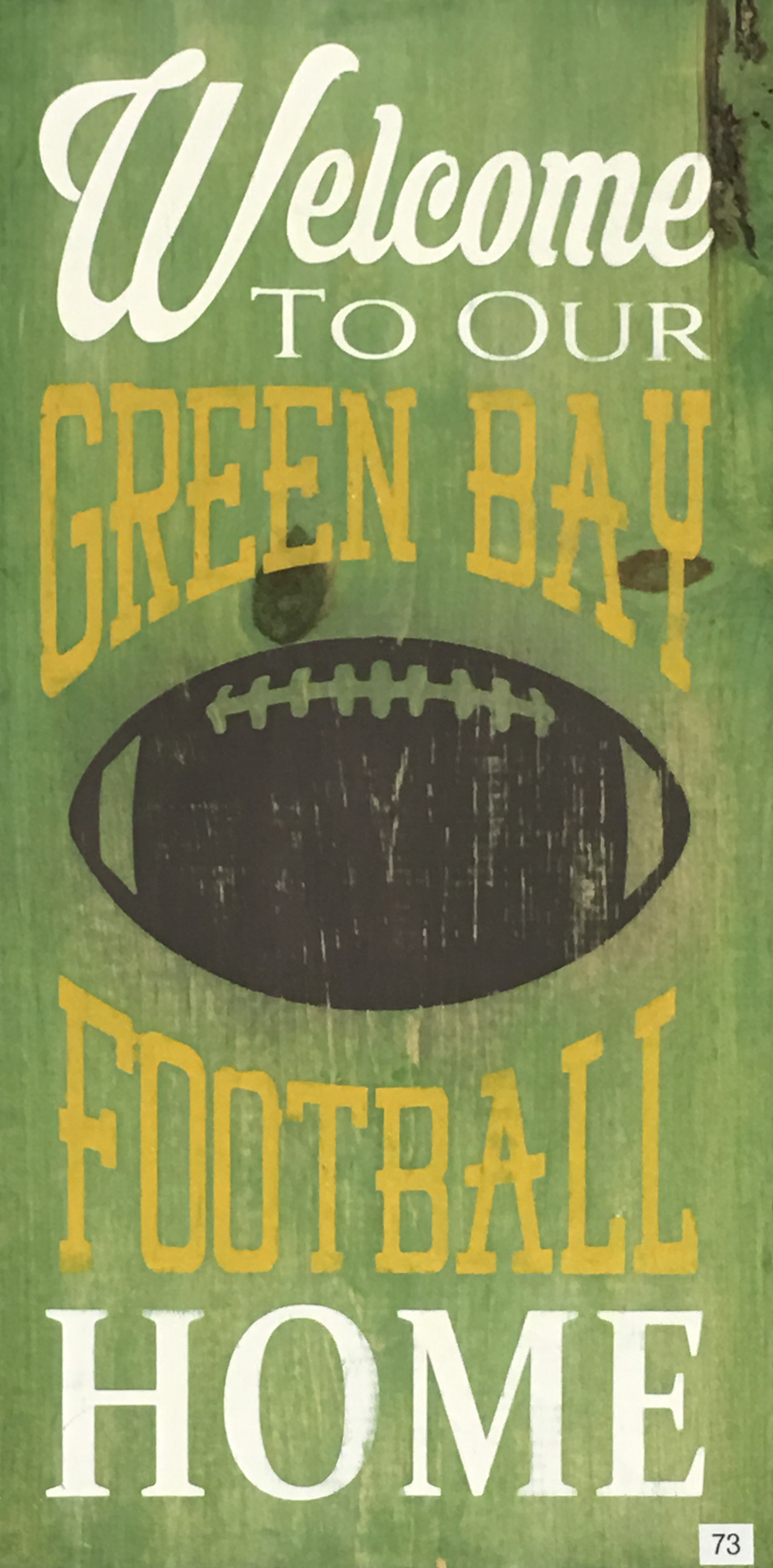 #73 Green Nay Football Home
