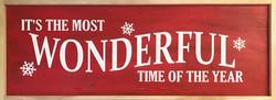 #121 Most Wonderful Time