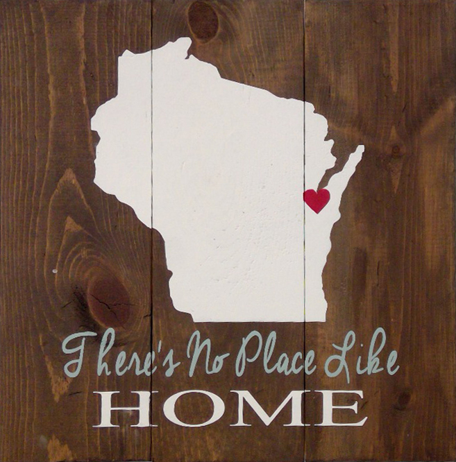 #60 There's No Place Like Home WI