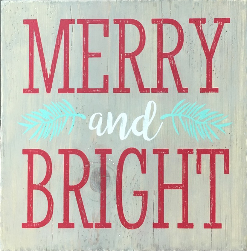 #100 Merry and Bright
