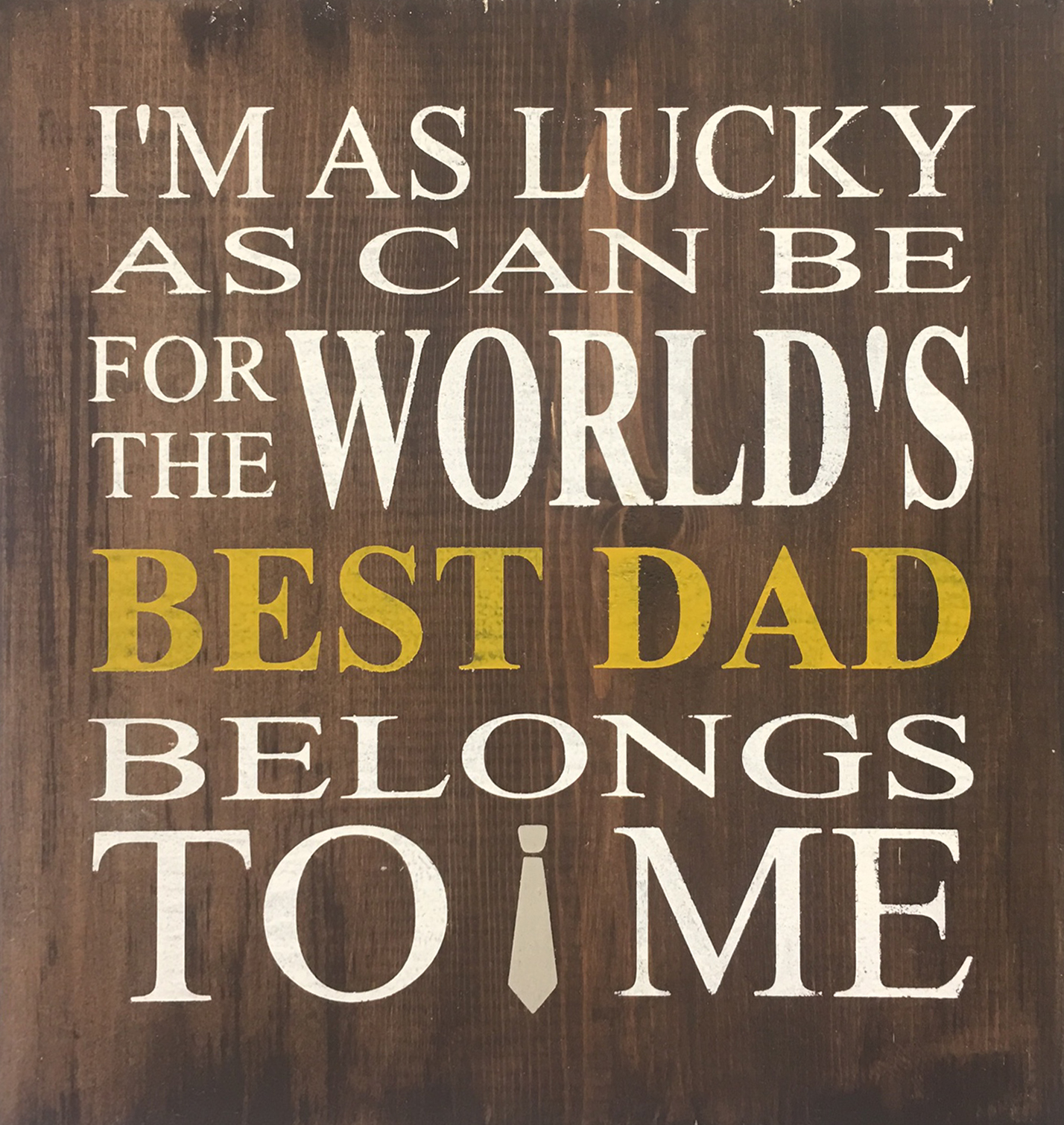 #90 World's Best Dad