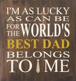 #90 World's Best Dad