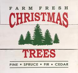 #120 Farm Fresh Christmas