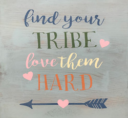 #132 Find Your Tribe