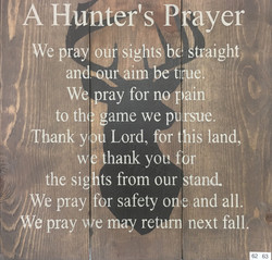 #63 Hunters Prayer