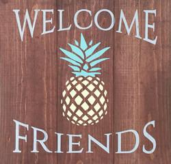 #57 Welcome Pineapple