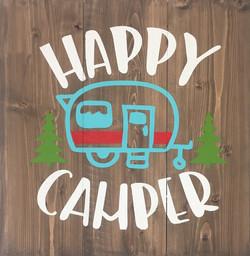 #93 Happy Camper