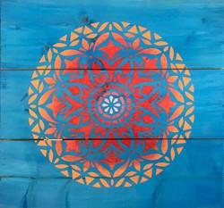 #126 Large Mandala