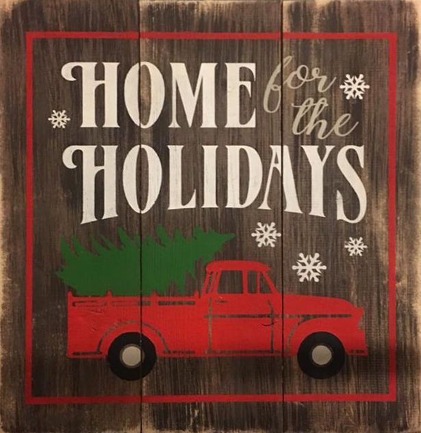 #109 Home for the Holidays