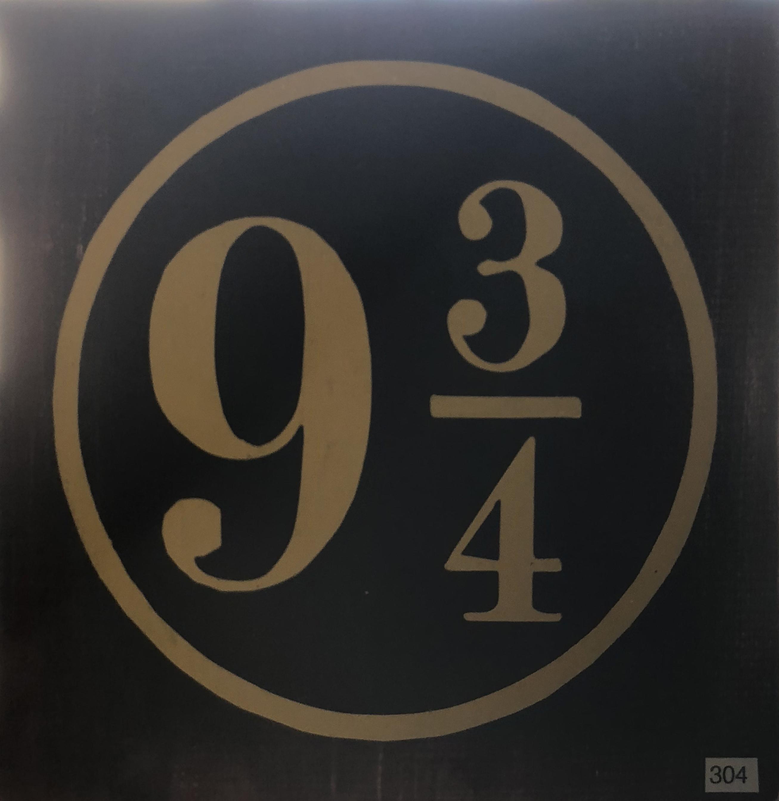 #304 9 3/4