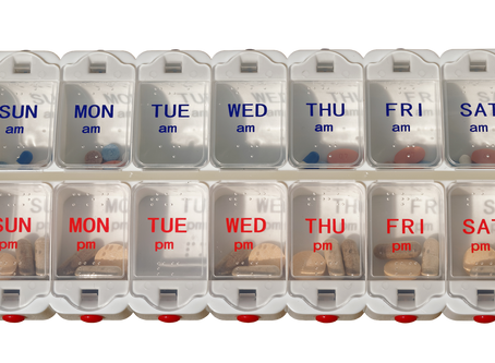 Helping people with memory loss remember take their pills