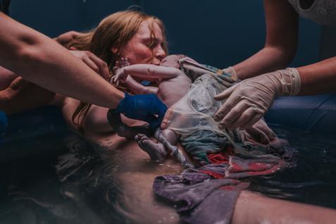 Kamloops BC birth and Fresh 48 photographer