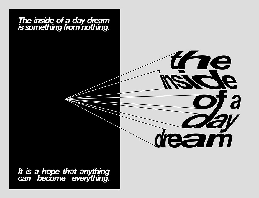 The Inside of a Day Dream spread 1