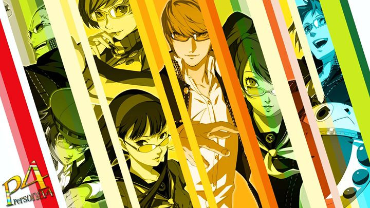 Facebook - Currently playing through Shin Megami Tensei: Persona 4 on the PS2 fo
