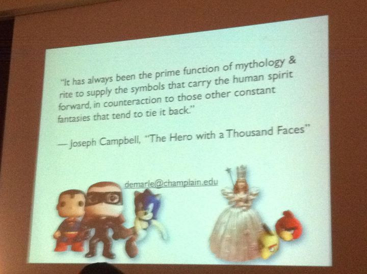 Facebook - Meaningful Play 2012の1日目終了でござる。様々、非常に面白いゲーム研究者出会った。それぞれの皆さまは、ゲームの分析方法