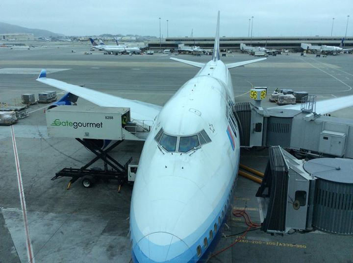 Facebook - Made it to my connecting flight at SFO without issue.  The last 72 ho