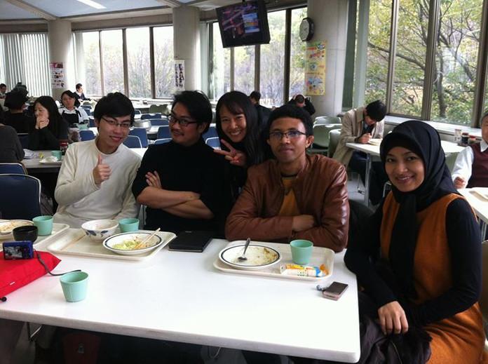 Japanese Intensive Language Course, C Class Reunion