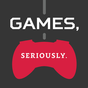 Games, Seriously Podcast Ep. 06 out now!