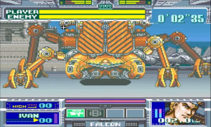 Reflections on Battleclash (SNES; Nintendo, 1992)